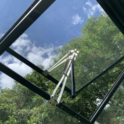 Automatischer Fensteröffner für Dachfenster