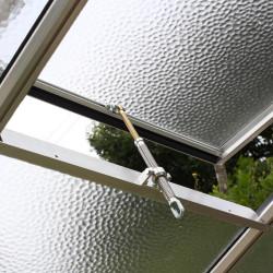 Teleskop-Spindel für Dachfenster